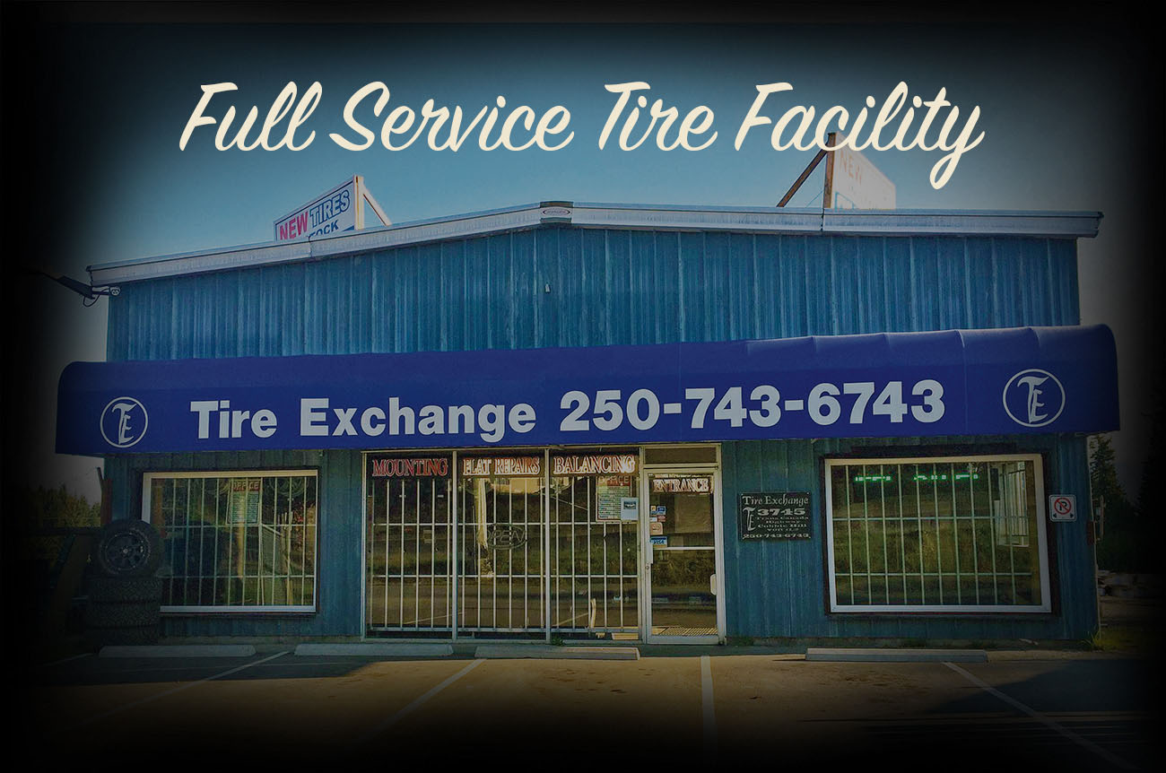 Tire Exchange Tire Exchange Full Service Tire Facility - Cobble Hill, BC